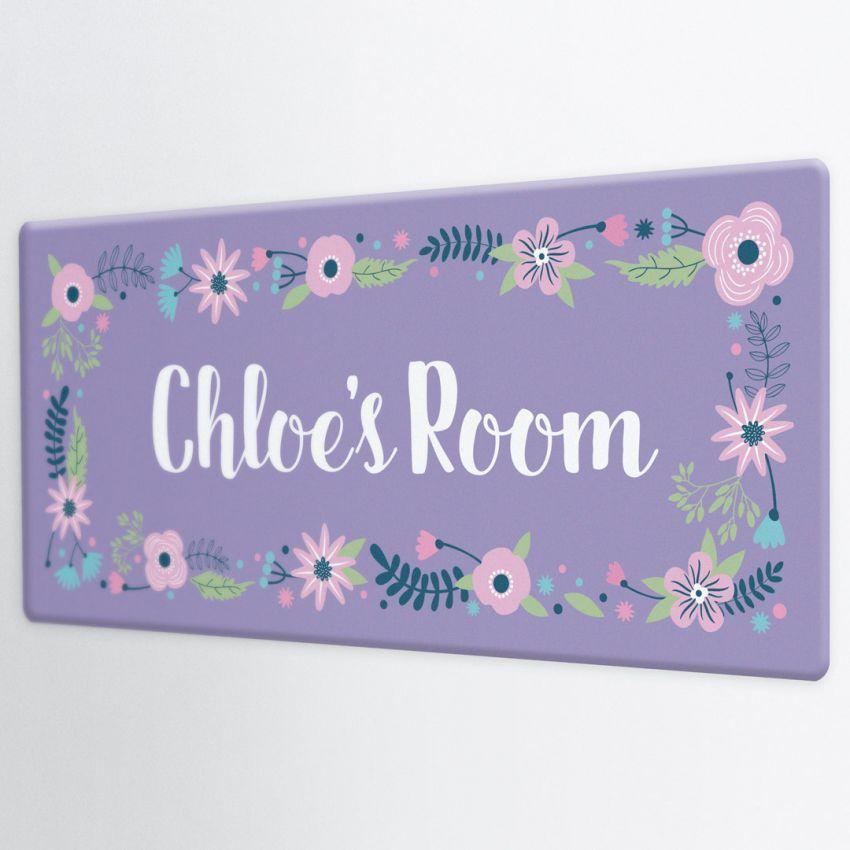 Personalised Door Signs Name